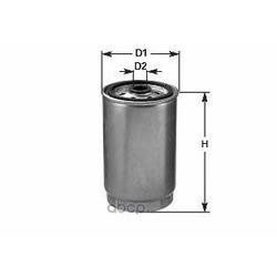 Топливный фильтр (Clean filters) DN1923