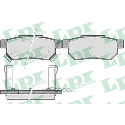 Комплект тормозных колодок, дисковый тормоз (Lpr) 05P506