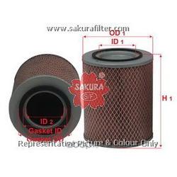 Фильтр воздушный (Sakura) A1514