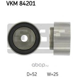 Ролик направляющий ремня грм (Skf) VKM84201