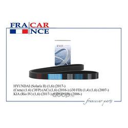 Ремень поликлиновой 6PK1257 (Francecar) FCR6PK1257