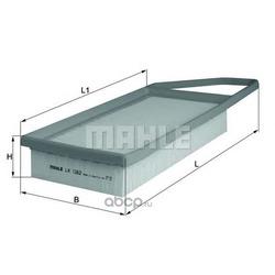 Воздушный фильтр (Mahle/Knecht) LX1282