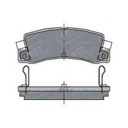 Колодки торм.RR (SCT) SP106