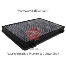 Фильтр салона угольный (Sakura) CAC65180