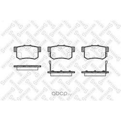 Комплект тормозных колодок (Stellox) 336002BSX