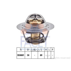 Термостат, охлаждающая жидкость (Facet) 78322