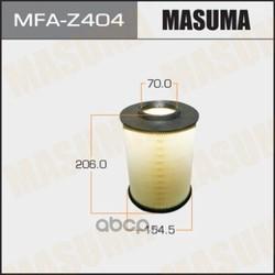 Фильтр воздушный (Masuma) MFAZ404