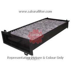 Фильтр салона угольный (Sakura) CAC21010