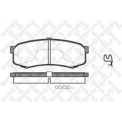Комплект тормозных колодок (Stellox) 424004BSX