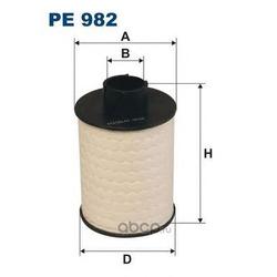 Фильтр топливный Filtron (Filtron) PE982