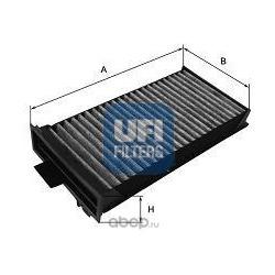 Фильтр, воздух во внутренном пространстве (UFI) 5412500
