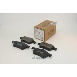 Колодки тормозные FORD FOCUS II/III/MAZDA 3/OPEL VECTRA C/VOLVO S40 задние (KOTL) 1621KT
