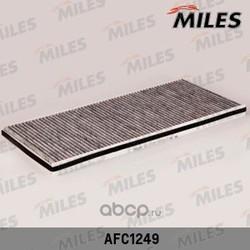 Фильтр салона BMW X5 00-/RANGE ROVER 02- угольный (Miles) AFC1249