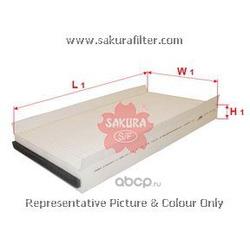 Фильтр салона (Sakura) CA30050