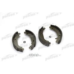 Колодки тормозные барабанные (PATRON) PSP243