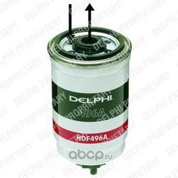 Топливный фильтр (Delphi) HDF496