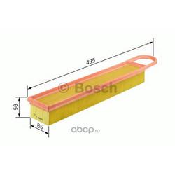 Фильтр воздушный двигателя (Bosch) F026400050