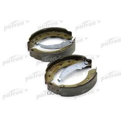 Колодки тормозные барабанные (PATRON) PSP519