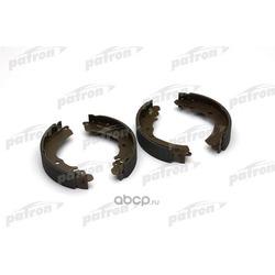 Колодки тормозные барабанные (PATRON) PSP404