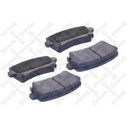 Комплект тормозных колодок (Stellox) 000045BSX
