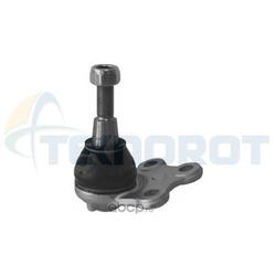 Опора шаровая рычага (Teknorot) R904