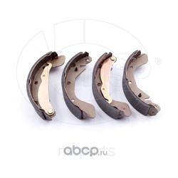 Колодки тормозные задние DAEWOO Nexia,Lanos,Espero (NSP) NSP0196226110