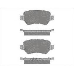 Колодки торм.RR (SCT) SP494