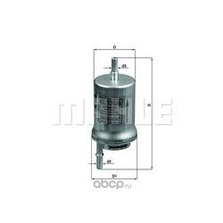 Топливный фильтр (Mahle/Knecht) KL1766D