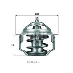 Термостат, охлаждающая жидкость (Mahle/Knecht) TX6488