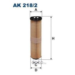 Фильтр воздушный Filtron (Filtron) AK2182