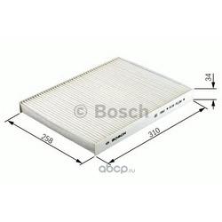 Фильтр, воздух во внутреннем пространстве (Bosch) 1987432081
