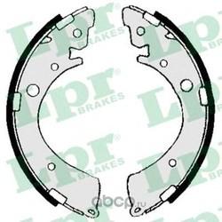 Комплект тормозных колодок (Lpr) 05360