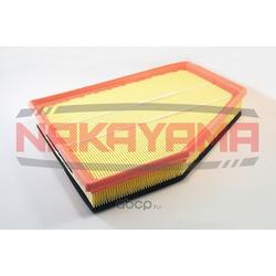 Фильтр воздушный BMW M47/N47/M57 E60 (520d-535d) (NAKAYAMA) FA142NY