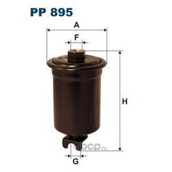 Фильтр топливный Filtron (Filtron) PP895