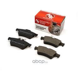 Колодки тормозные задние FORD Focus II, III, C-Max, VOLVO C70 OEM 1233679 (ADR) ADR282121