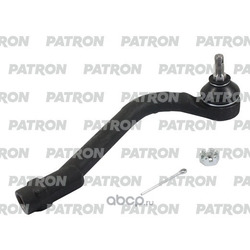 Наконечник рулевой тяги правый HYUNDAI: SONATA 10-, I40 10-, TUCSON IX 09- (с.п. детали Турция) (PATRON) PS1232R