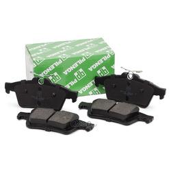 Колодки тормозные дисковые задние, Премиум (PILENGA) FDP1621T