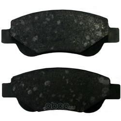 Колодки тормозные передние (Dextrim) IK0110057