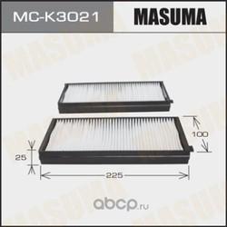 Фильтр салонный (Masuma) MCK3021