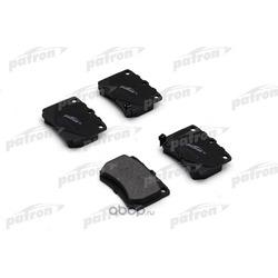 Колодки тормозные дисковые задн MITSUBISHI: PAJERO II 90-00, PAJERO II Вездеход открытый 90-00, PAJERO III 00-, PAJERO SPORT 98- (PATRON) PBP1570