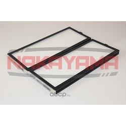 Фильтр салона комплект HYUNDAI GETZ/ACCENT 1.0-1.6 (NAKAYAMA) FC108NY