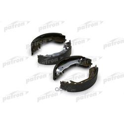 Колодки тормозные барабанные задн HYUNDAI: ACCENT 1.3-1.6 00> (PATRON) PSP606