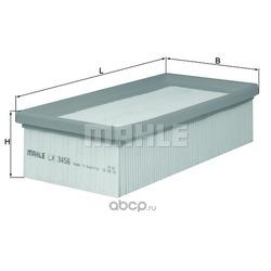 Воздушный фильтр (Mahle/Knecht) LX3456
