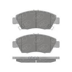 Колодки торм.FR (SCT) SP621