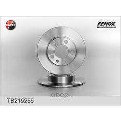 ДИСК ТОРМОЗНОЙ FENOX (FENOX) TB215255