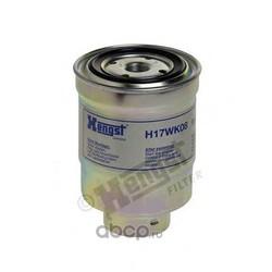 Топливный фильтр (Hengst) H17WK08