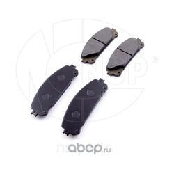 Колодки тормозные передние TOYOTA RAV4 (NSP) NSP040446548150