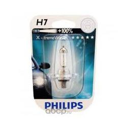 Лампа накаливания, фара дальнего света (Philips) 12972XVB1