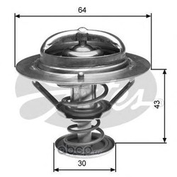 Термостат c прокладкой (Gates) TH27082G1