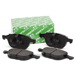 Колодки тормозные дисковые передние, Премиум (PILENGA) FDP1305T